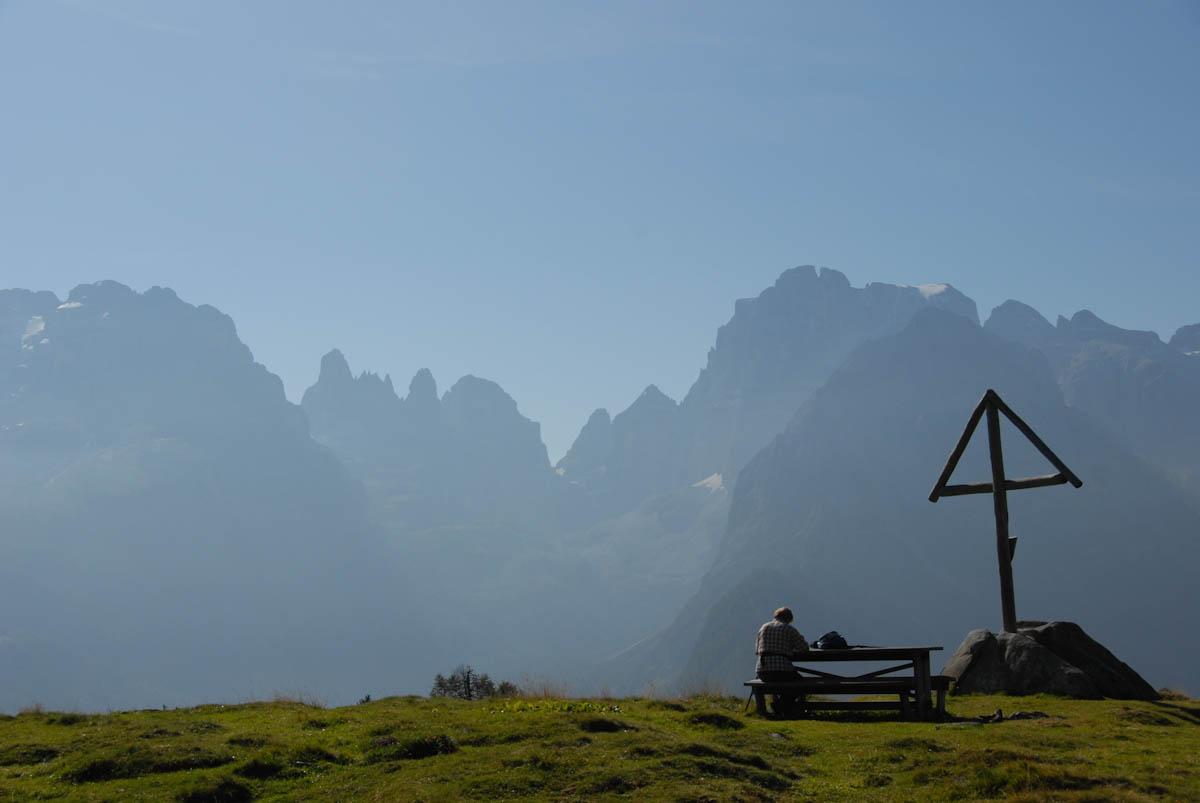 Italië - Trentino - Dolomiti di Brenta & Adamello