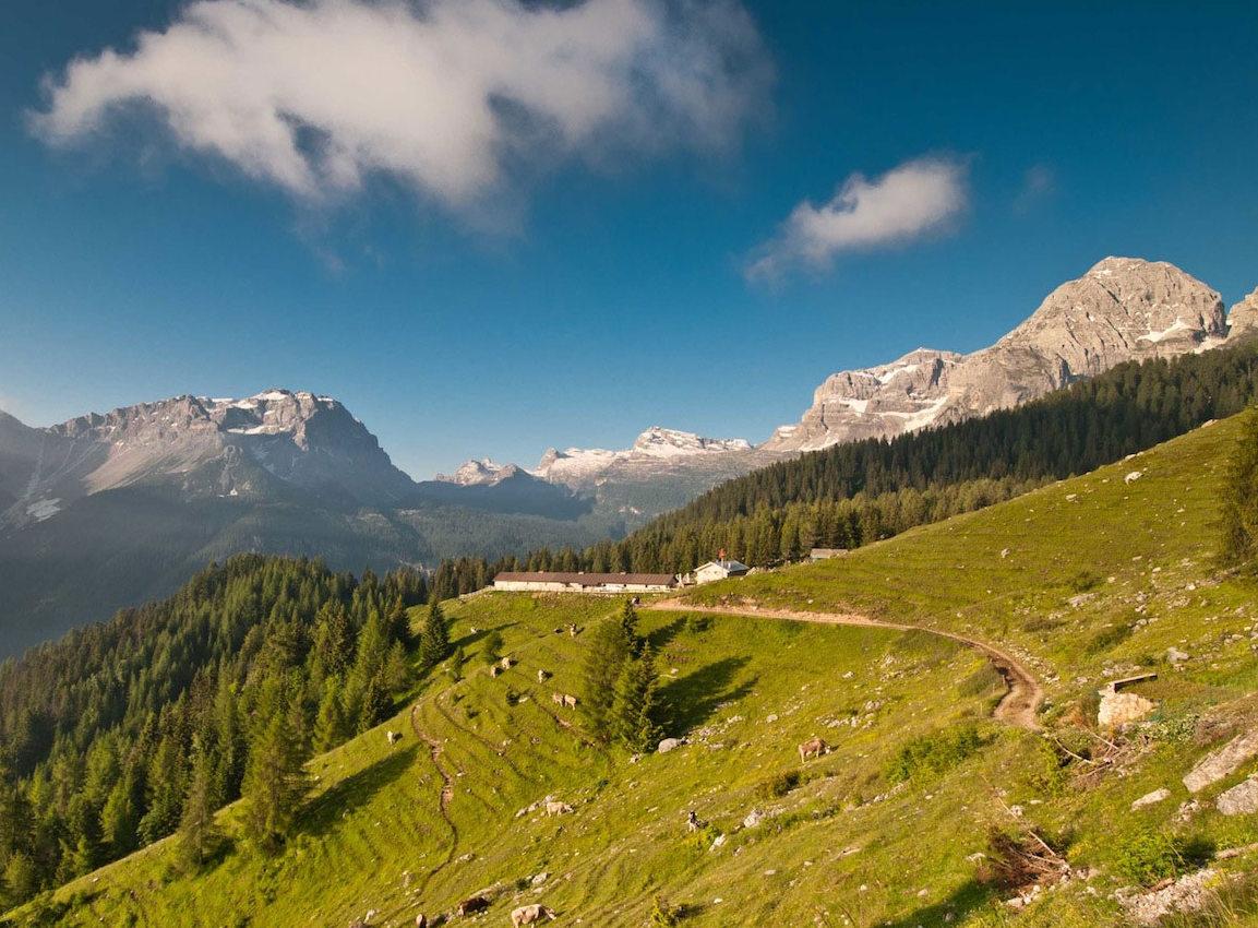 Italië - Trentino - Dolomiti di Brenta Trek