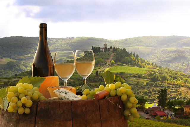 Italië - Toscana Verde