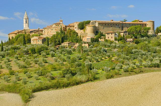 Italië - Toscane-Val d'Orcia
