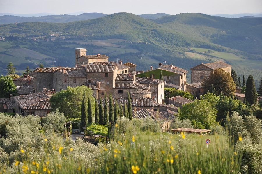 Italië - Toscane compleet