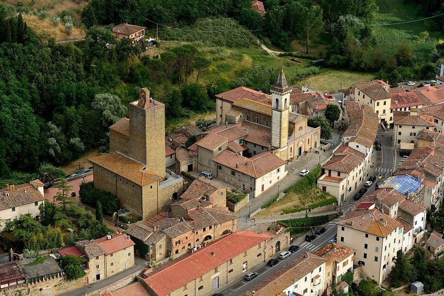 Italië - Toscane, culturele hoogtepunten