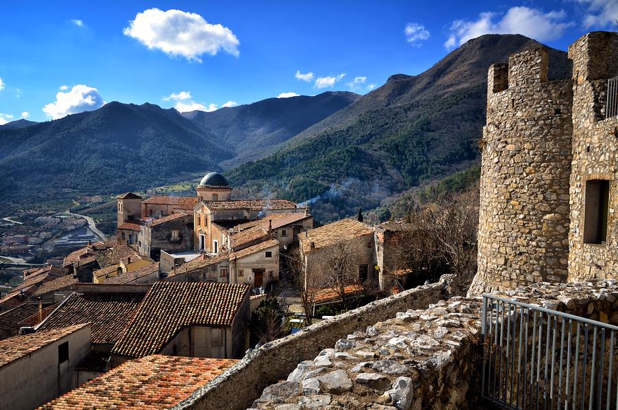 Rondreis Italië - Calabrië in Civita (Calabrië, Italië)