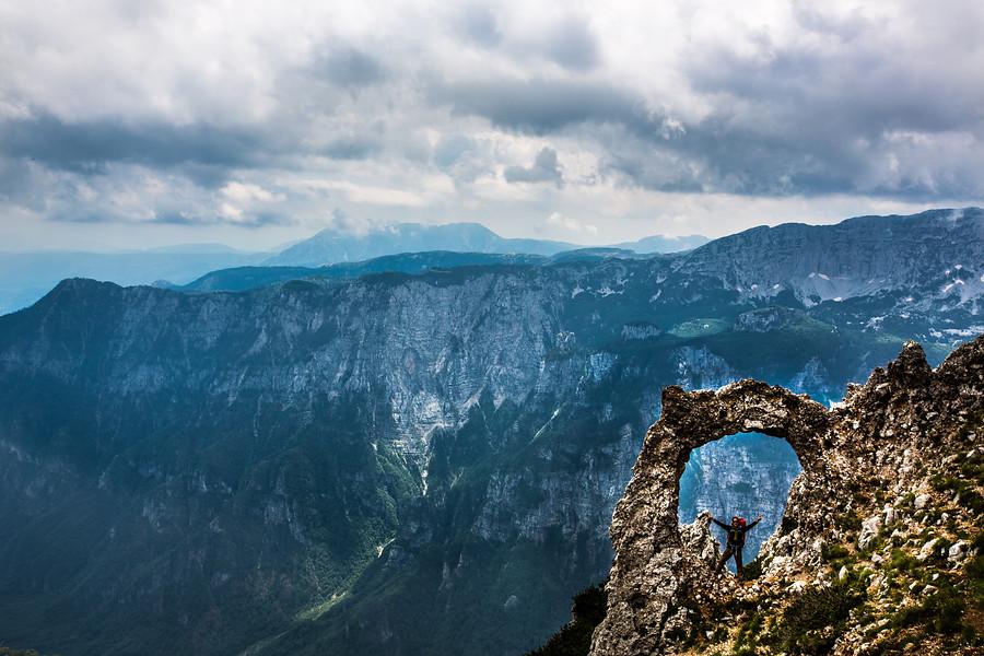 Kroatië - Via Dinarica etappe 2
