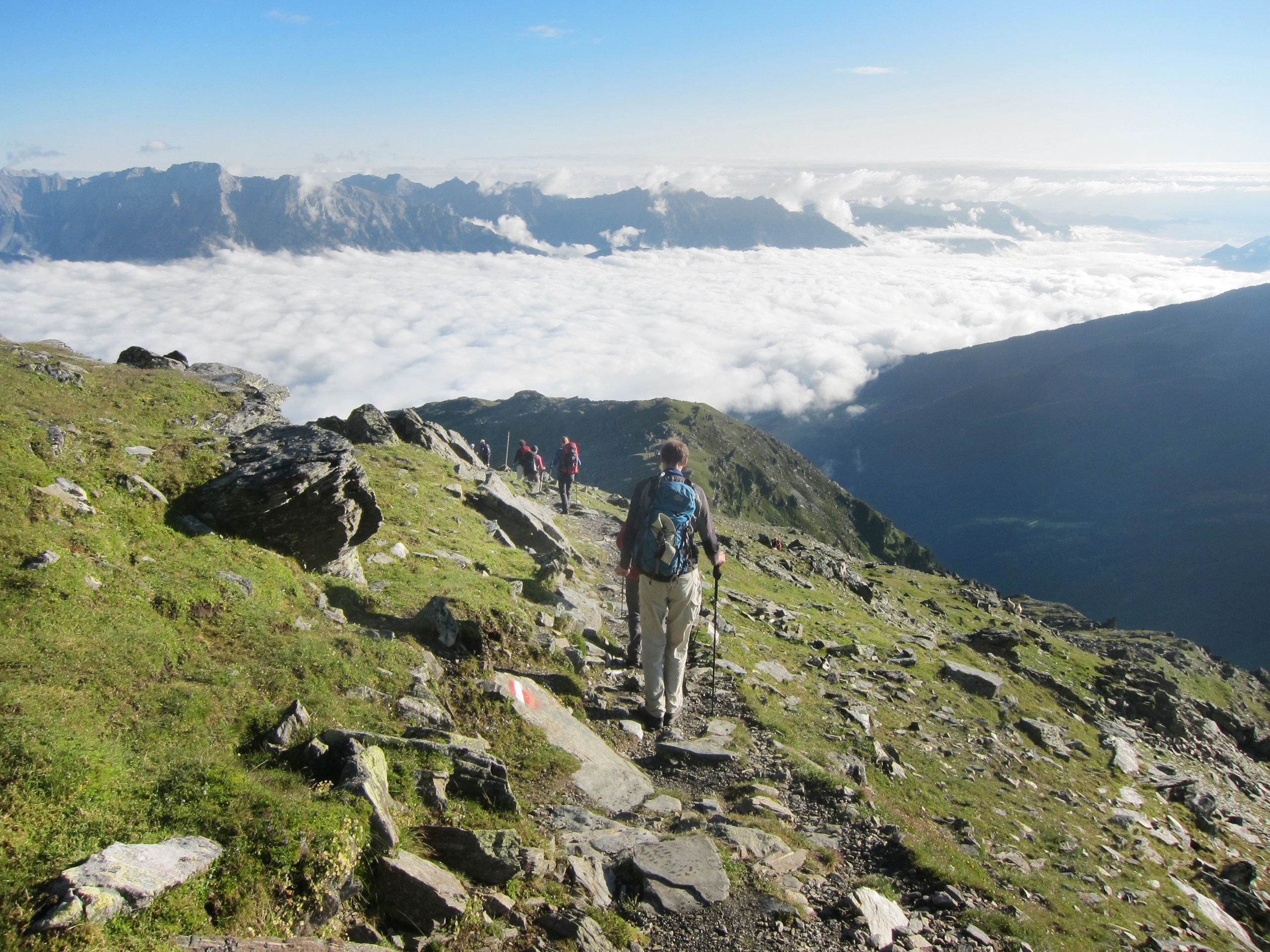 Oostenrijk - Zillertaler Alpen, etappe 2