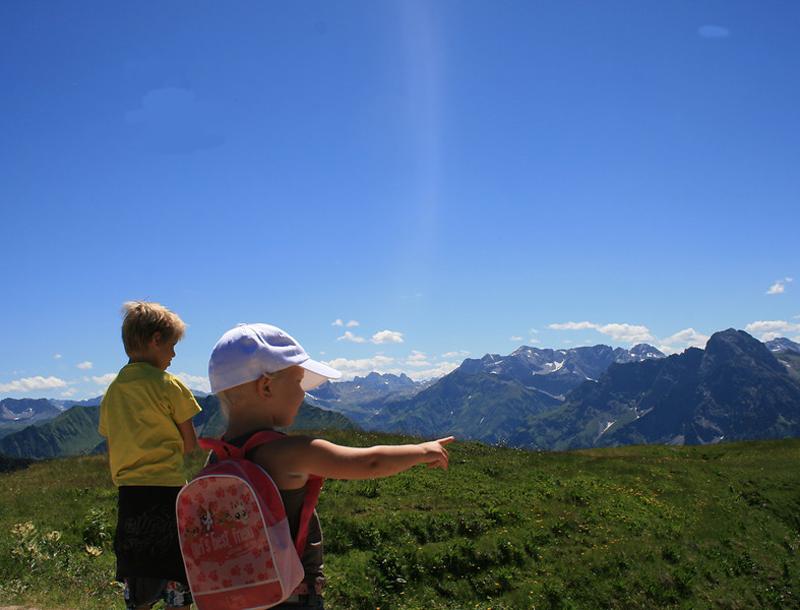 Oostenrijk - Vorarlberg - Bregenzer Wald