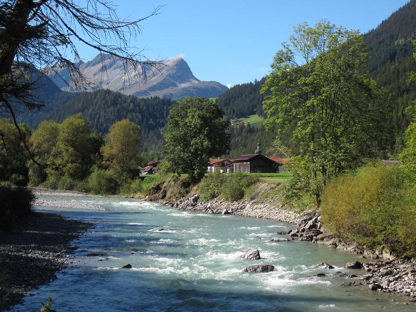 Oostenrijk - Lechtal