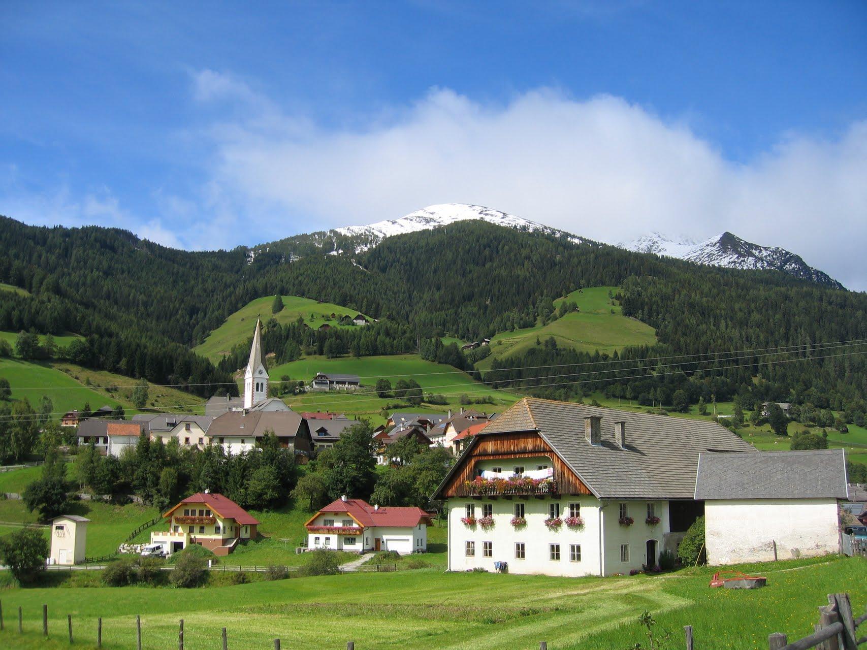 Oostenrijk - Lungau