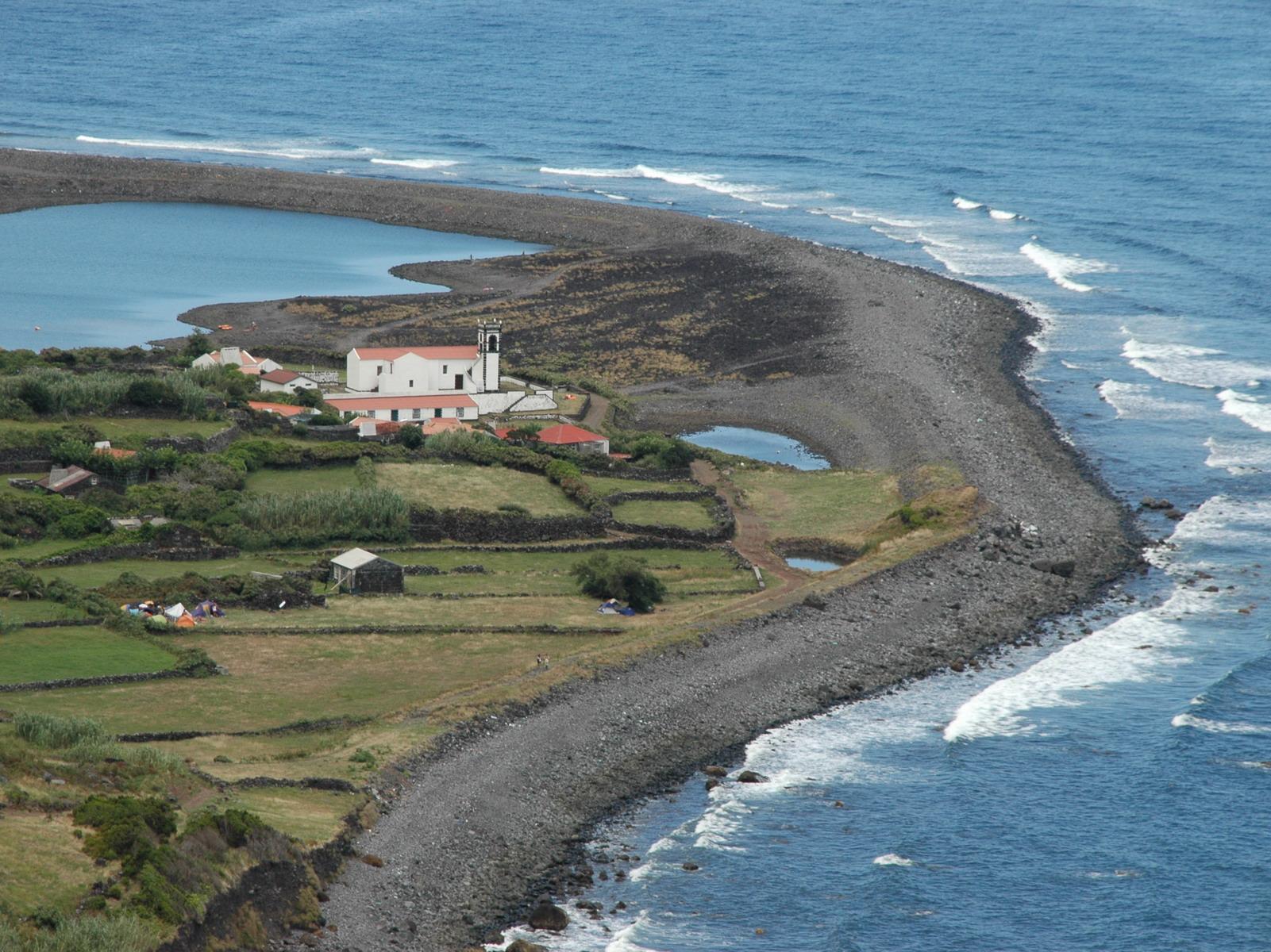 Portugal - Azoren  Faial, São Jorge en Pico