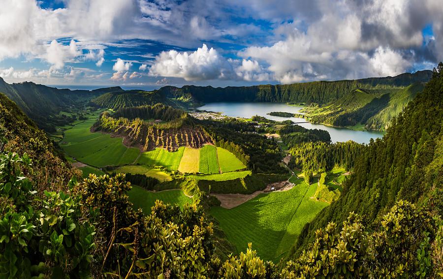 Portugal - Azoren, São Miguel