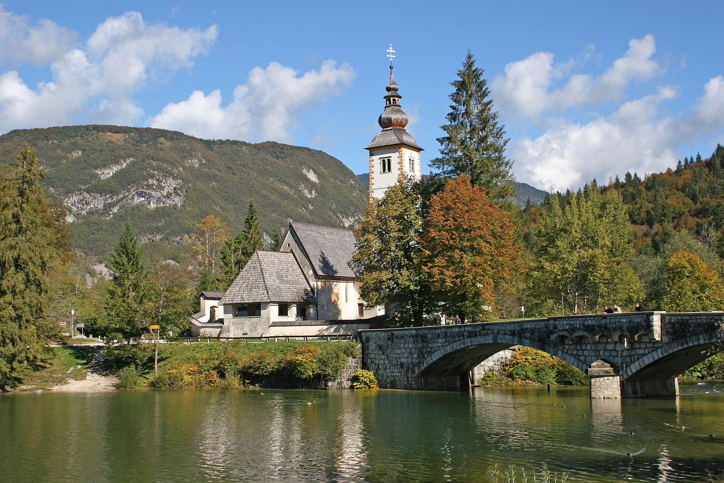 Slovenië - Bohinj