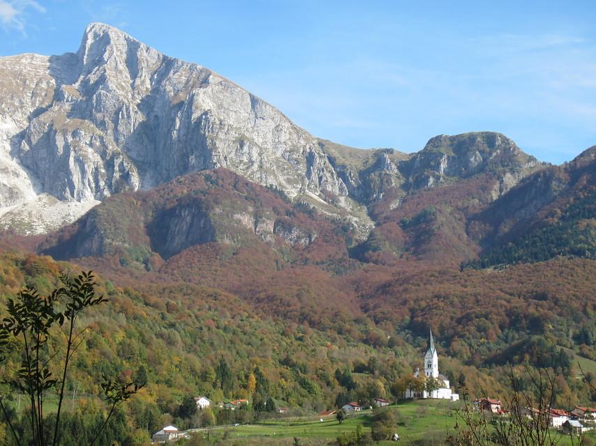 Slovenië - Julische Alpen