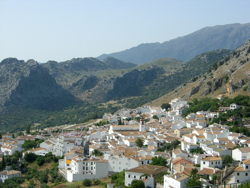 Wandelvakantie Spanje - Pueblos Blancos in Zahara de la Sierra (Andalusië, Spanje)