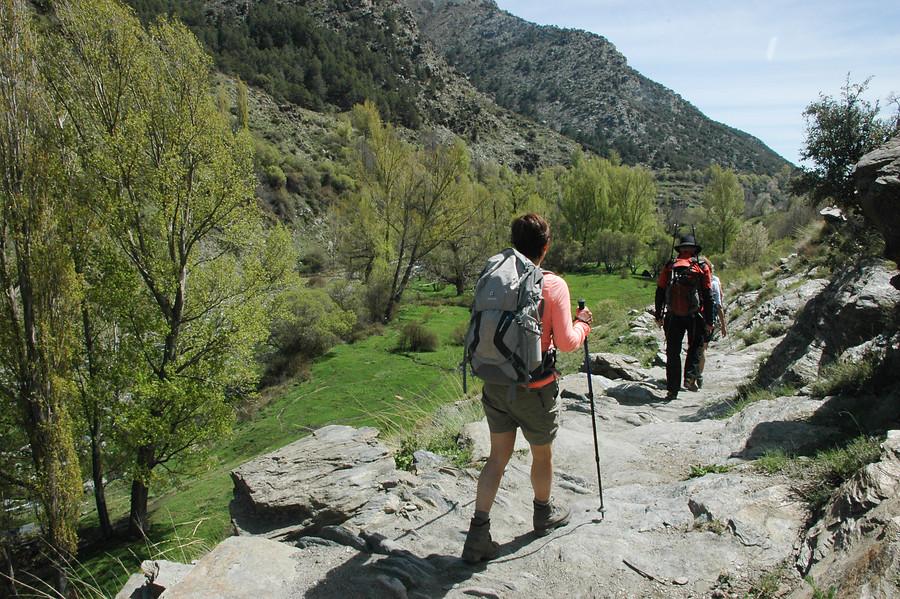 Wandelvakantie Spanje - Alpujarras in Trevélez (Andalusië, Spanje)