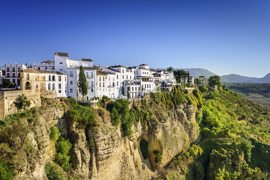 Spanje - Sierra de Grazalema