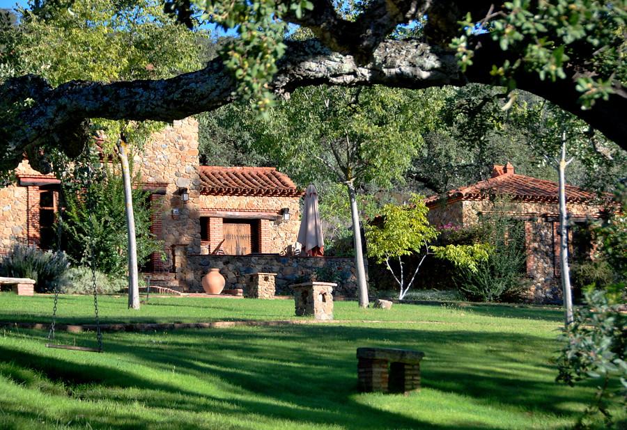 Spanje - Sierra de Aracena