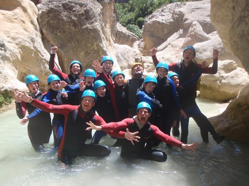 Groepsreis Sierra de Guara