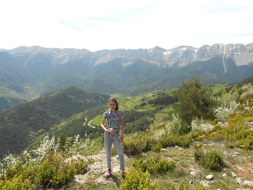 Actief vanuit één plek Spanje - Pyreneeën, Cerdanyavallei in Prullans de Cerdanya (Pyreneeën, Spanje)