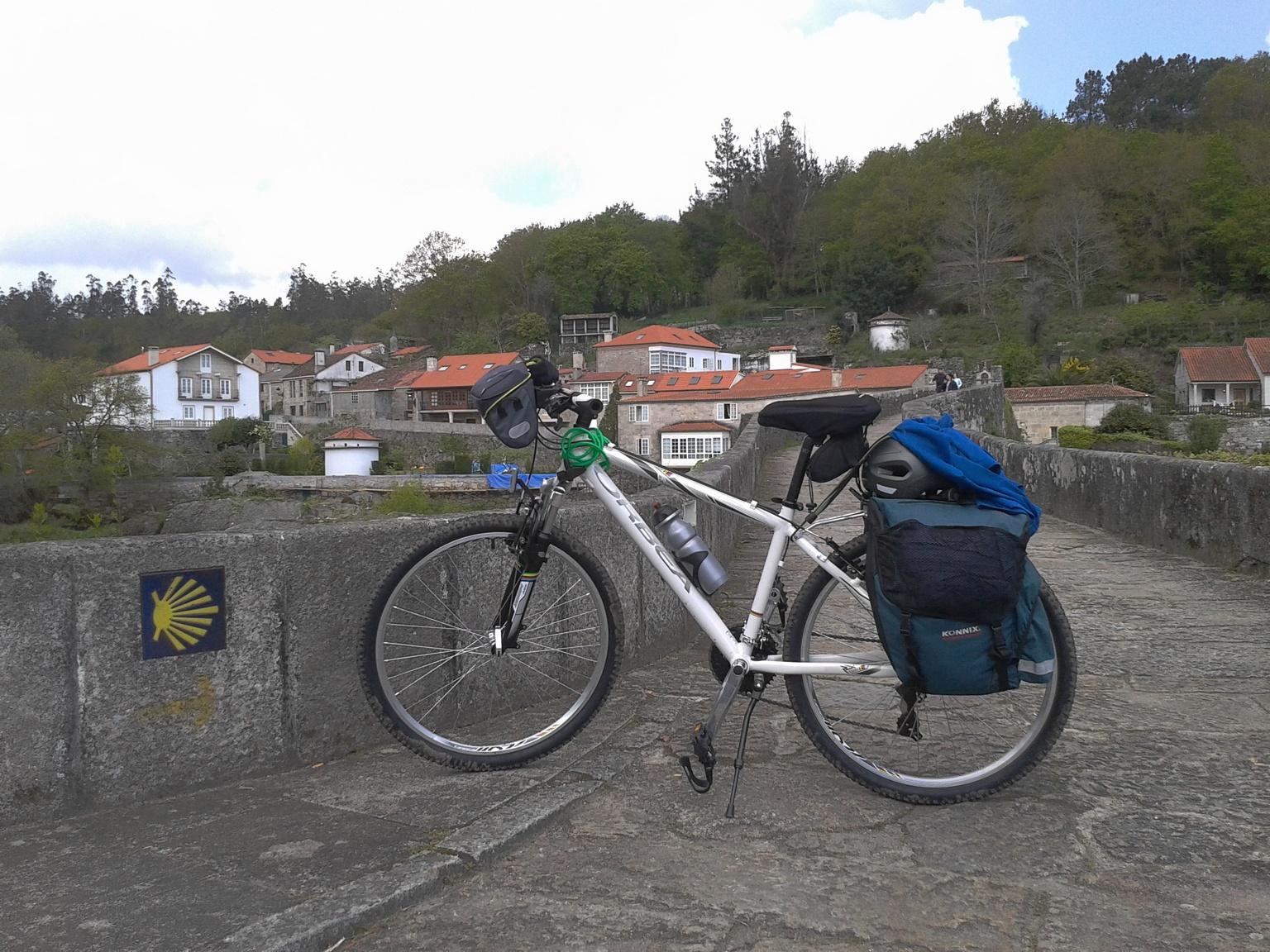 Fietsvakantie Spanje - Camino de Santiago in Léon (Castilla y Léon, Spanje)