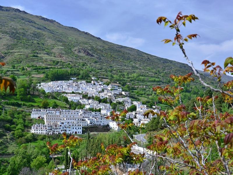 Online bestellen: Spanje - Andalusië - Sierra Nevada