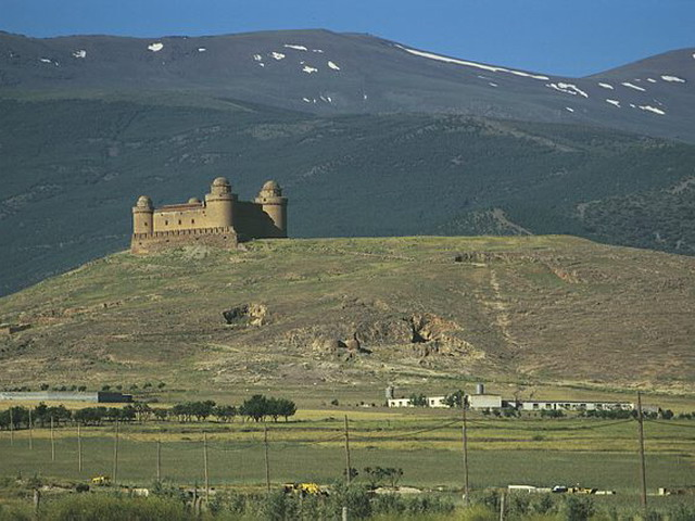 Spanje - Andalusië - Sierra Nevada