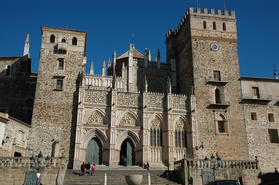 Spanje - Castilië & Extremadura