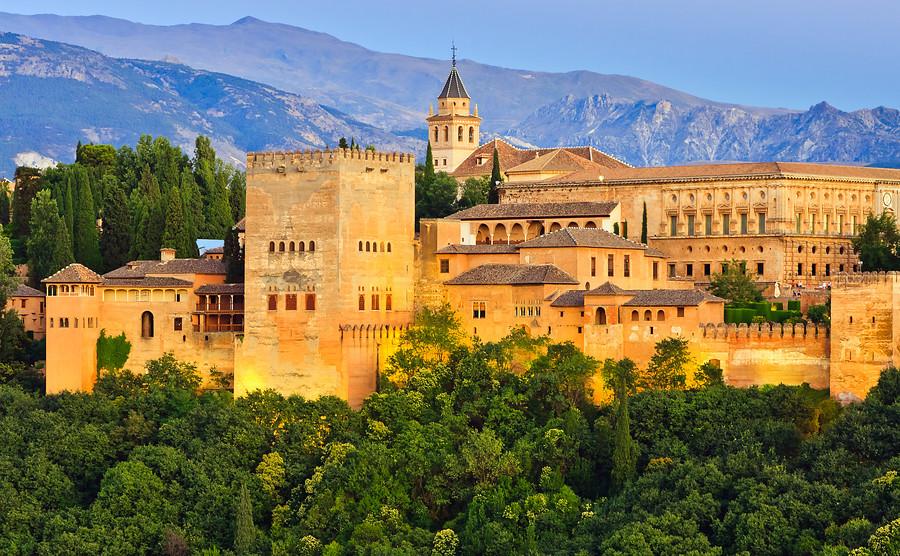 Rondreis Spanje - Andalusië in Granada (Andalusië, Spanje)