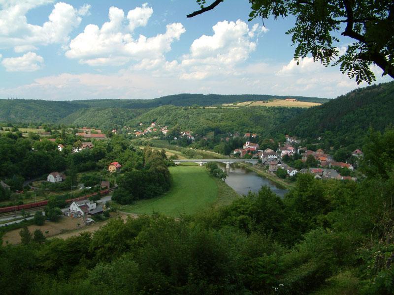 Tsjechië - Praags heuvelland
