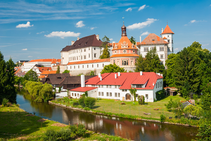 Tsjechië - Elberadweg etappe 1