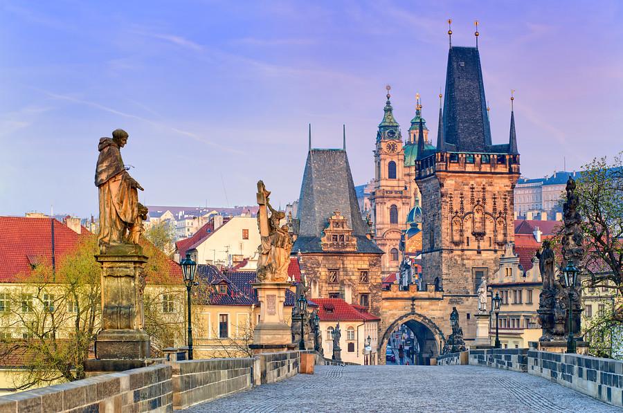 Tsjechië - Elberadweg etappe 2
