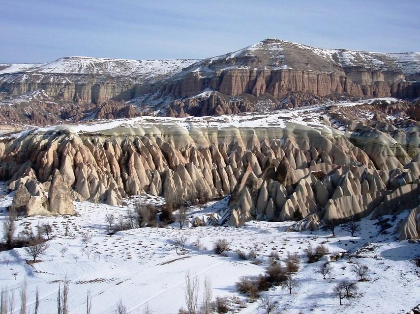 Turkije - Aladaglar & Cappadocië