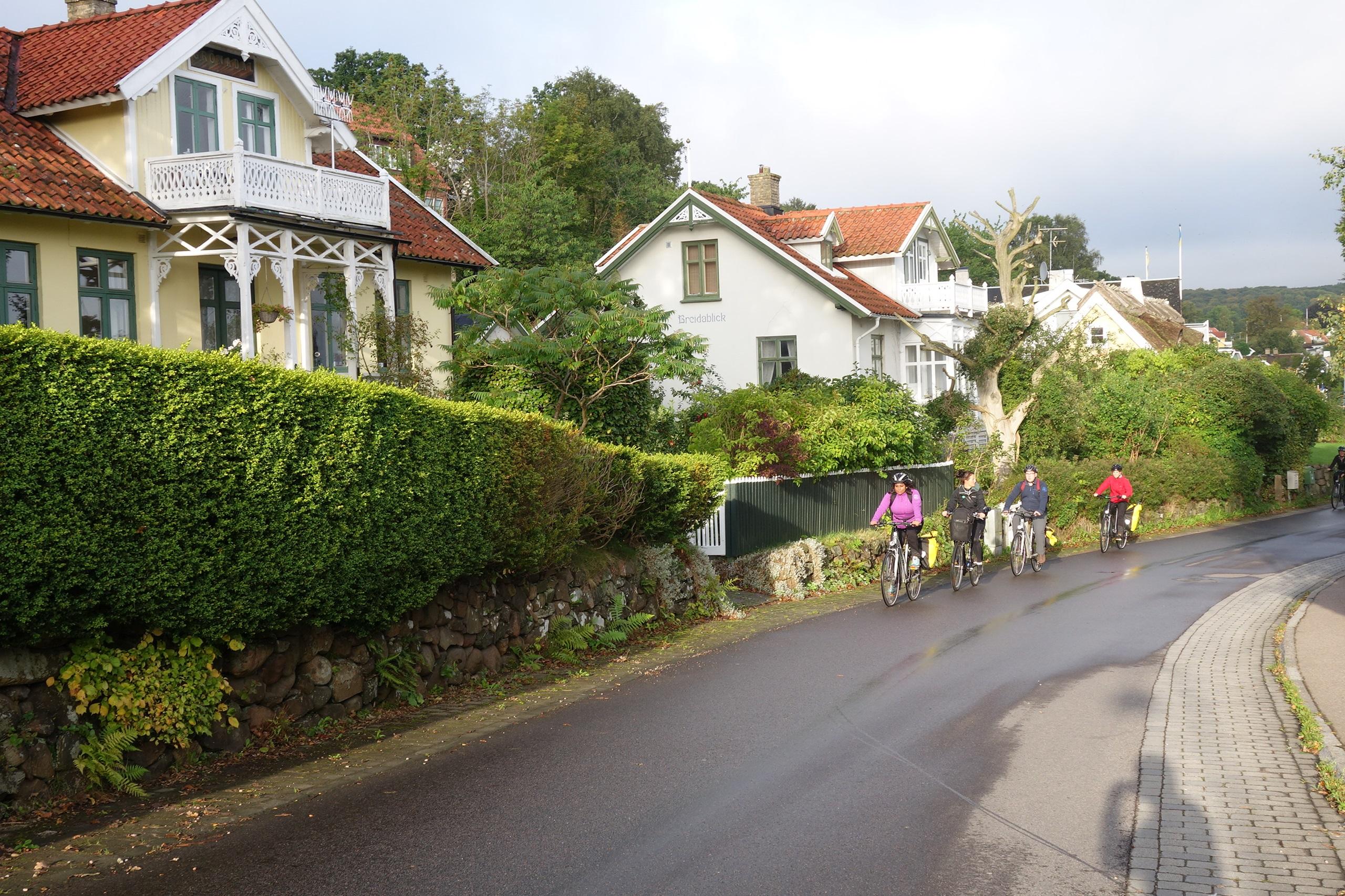 Zweden - Kattegattleden