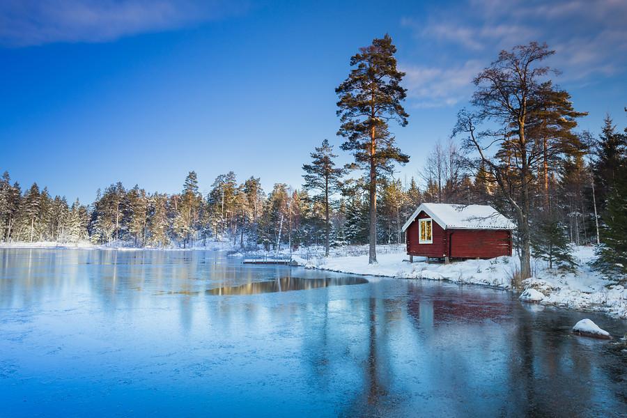 Zweden - Zweeds Lapland