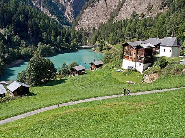 Zwitserland - Binntal