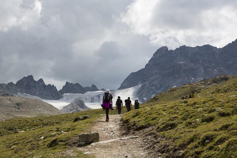 Zwitserland - Kesch Trek