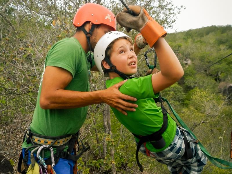 Costa Rica - Met de kids