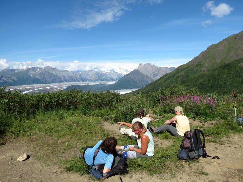Alaska - Wandelvakantie