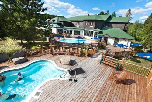 Hotel Vieux Foyer Val David : Canada alberta ride the wind ranch snp natuurreizen