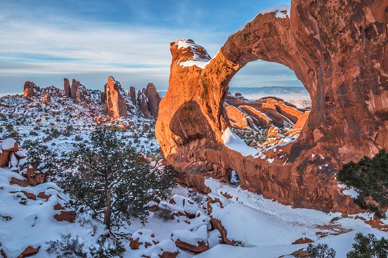 Wandelvakantie Verenigde Staten - Winterwandelen Utah & Death Valley in Moab (Verenigde Staten, Verenigde Staten)