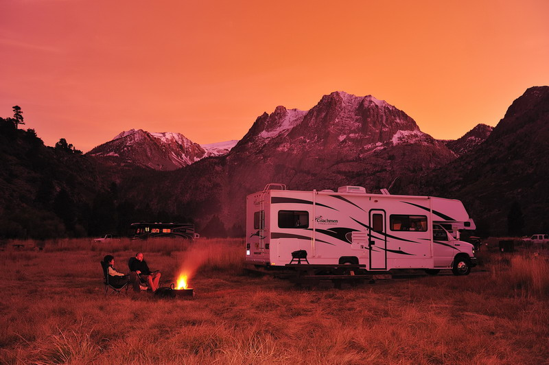 Rondreis Verenigde Staten - Camperreis Utah & Montana in Salt Lake City (Verenigde Staten, Verenigde Staten)