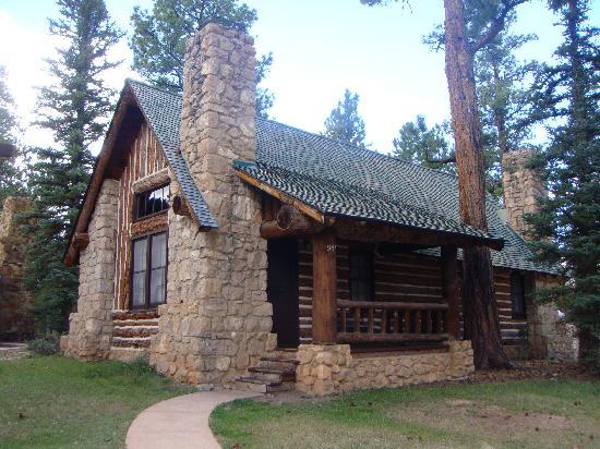 Utah rondreis vakantie met huurauto langs lodges en for Bryce canyon cabine occidentali