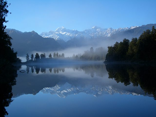 Nieuw-Zeeland - Zuidereiland