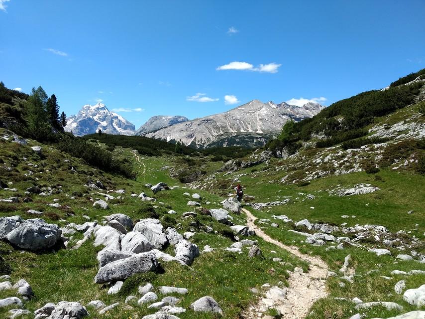 Italië - Südtirol - Alta Via Numero Uno