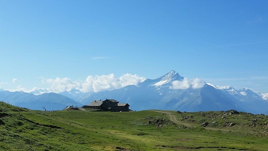 Italië - Aosta - Tour du Mont Fallère