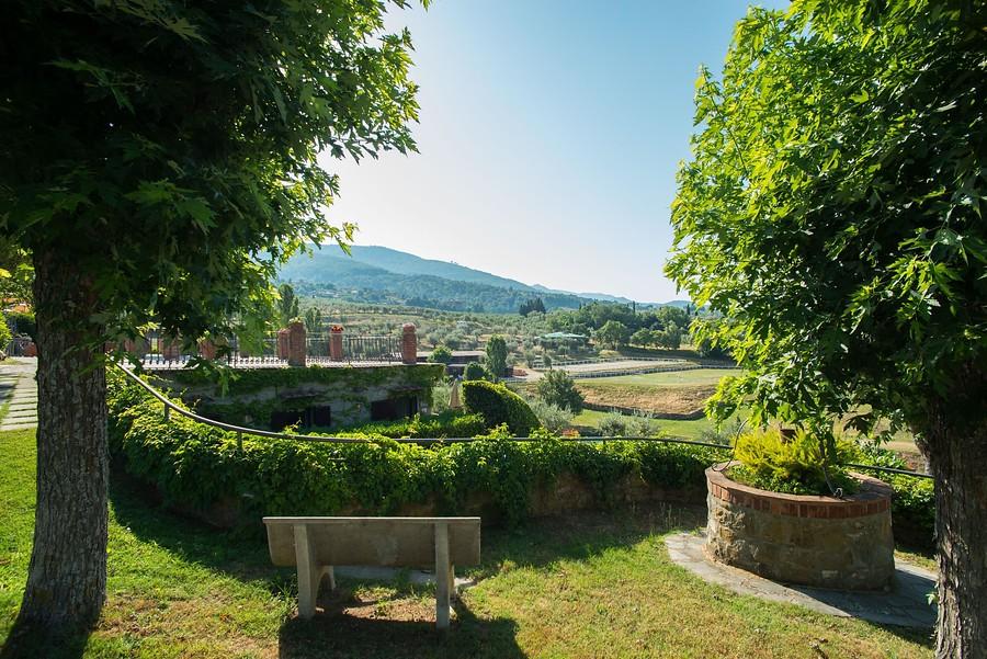 Italië - Toscane-Vallombrosa