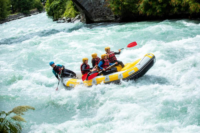 Valle d'Aosta multi activity | actieve vakantie voor