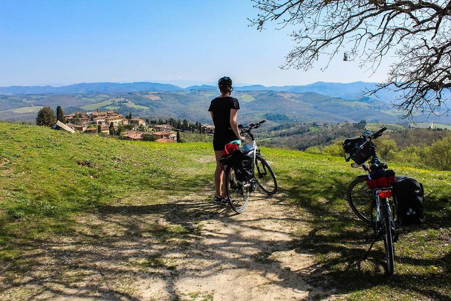 Italië - Toscane-San Gimignano