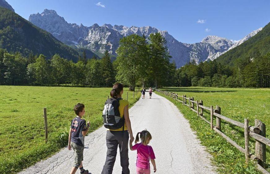 Slovenië - Langs boerenhoeves