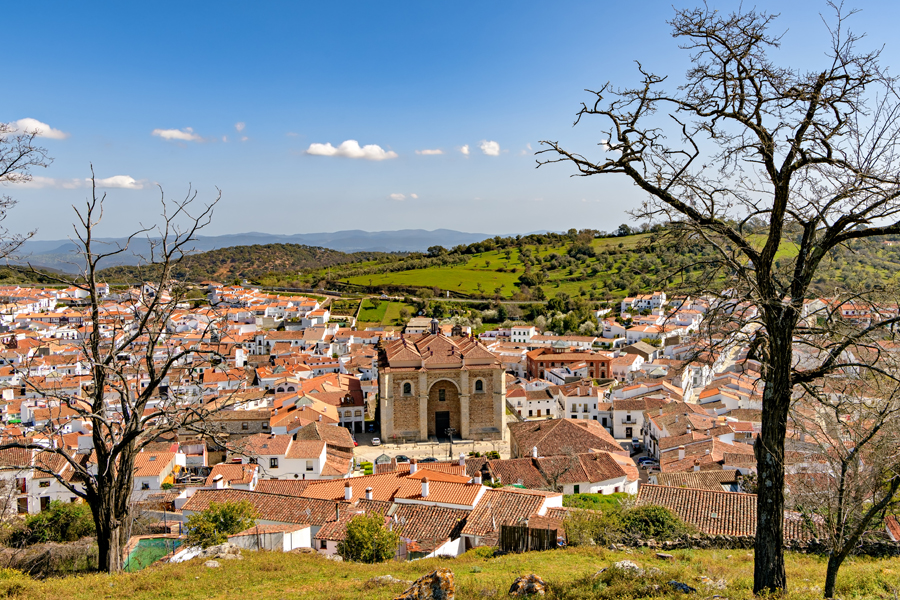 Spanje - Andalusië - Sierra Morena